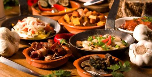 Spanisch Kochen Tapas