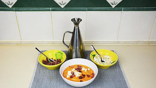 Salmorejo Spanische Kochen By Spanische Rezepte